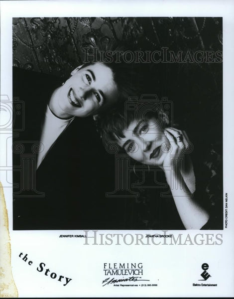 1993 Press Photo The Story - cvp27923 - Historic Images