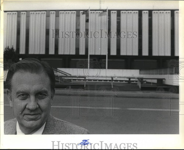 1992 Press Photo Vancouver, Washington, Ron Bartels - ora00019 - Historic Images