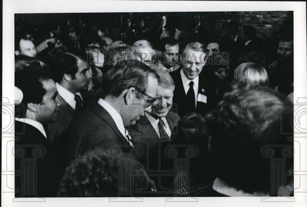 Press Photo Jimmy Carter - ora00091 - Historic Images