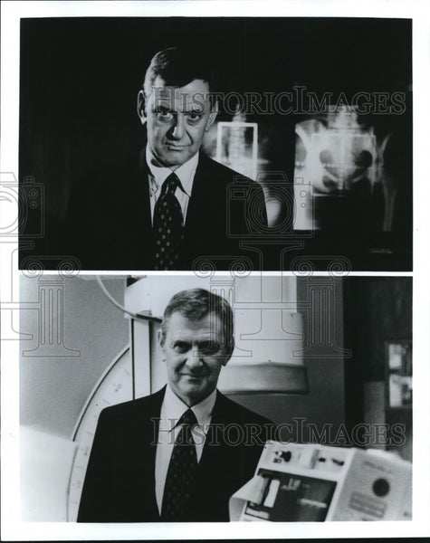 Press Photo Tony Randall America Stayin ALive - cvp72210 - Historic Images