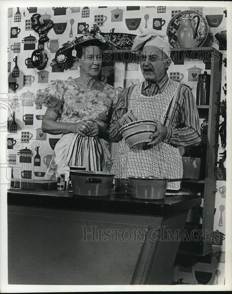 Press Photo Hee Haw - Historic Images