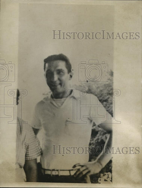 1936 Press Photo John Sprosty - Historic Images