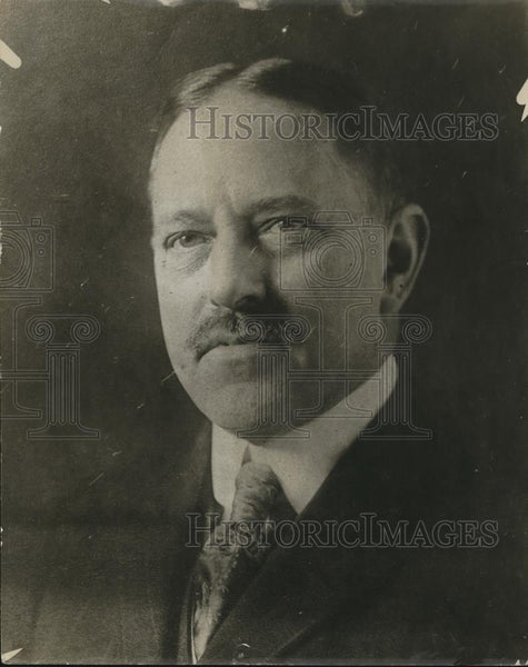 1917 Press Photo James Pershing Brother of Genl Pershing - nee27763 - Historic Images