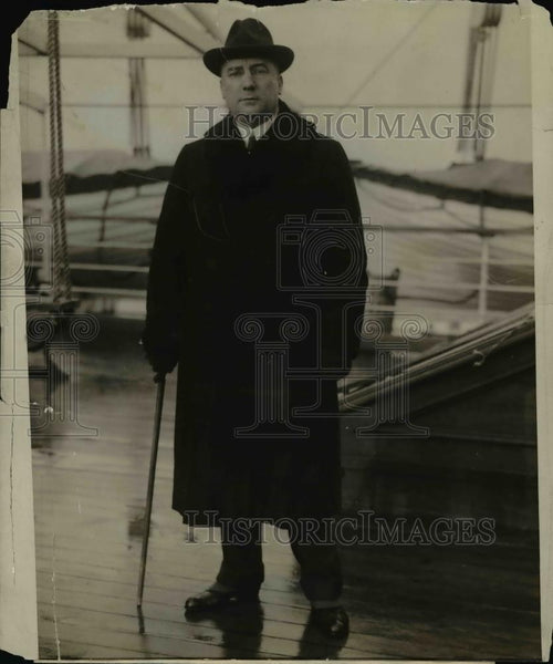 1915 Press Photo St.John Gaffney,United States Consul General at Munich - Historic Images