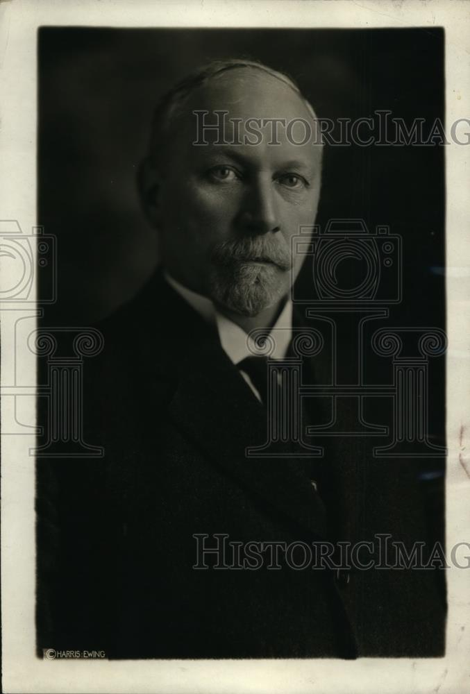 1921 Press Photo General J C Smuts Adviser to British Delegation to Washington - Historic Images