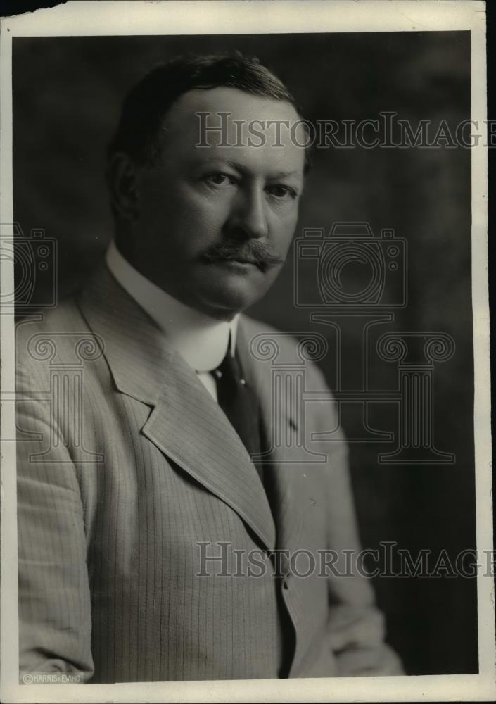 1921 Press Photo Dr. Rupert Blue - Historic Images