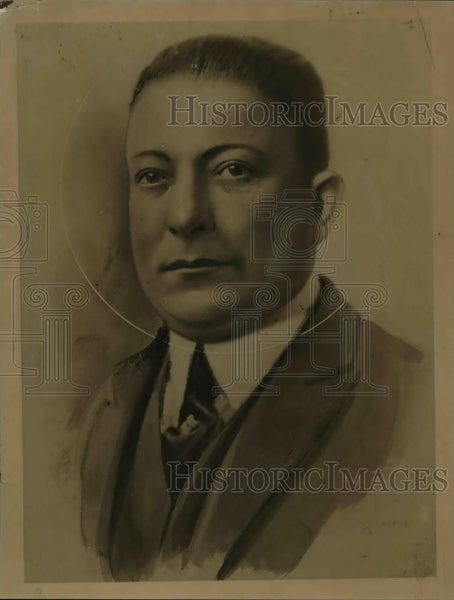 1921 Press Photo Dr Abraham Glickstern - Historic Images