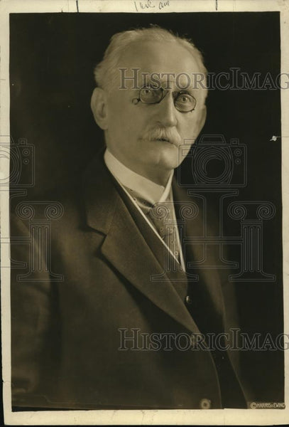 1919 Press Photo David R Francis US ambassador to Russia - Historic Images