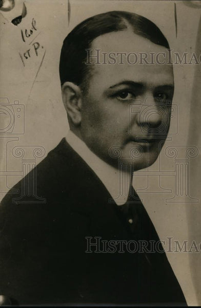 1920 Press Photo Arthur Hopkins Broadway theater director and producer - Historic Images