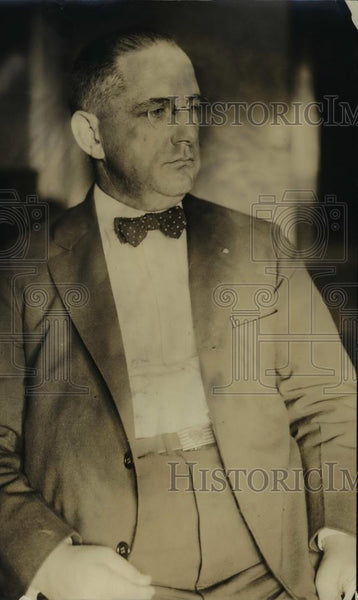 1922 Press Photo James N Lipton Columbus Ohio asst to Attorney General - Historic Images