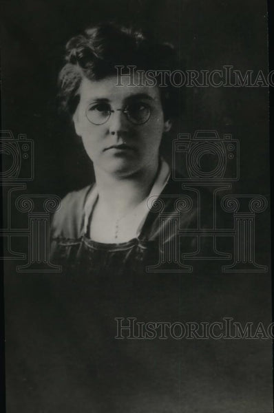 1921 Press Photo Mrs. E Howard Cadle - nee87266 - Historic Images