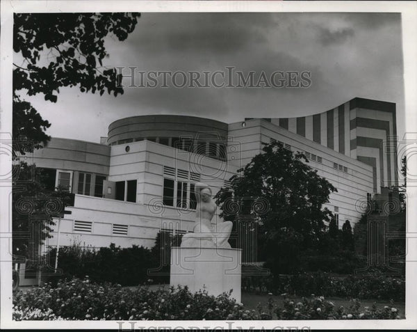 1939 Press Photo Horticultural gardens - cva88994 - Historic Images