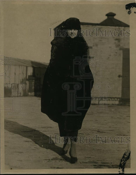 1920 Press Photo Helen Kewrey Holmes - nee88508 - Historic Images