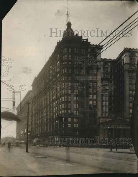 1913 Press Photo Schofield & Rose Buildings - cva82868 - Historic Images