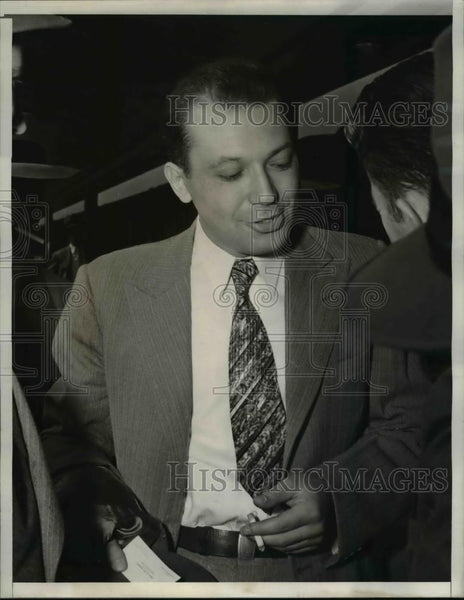 1940 Press Photo Stalin's Sharvzbourg While Talking To The Reporters - nee91101 - Historic Images