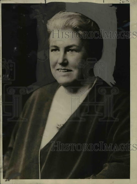 1925 Press Photo Dr Louisa Aldrich Blake dead of London School of Medicine - Historic Images