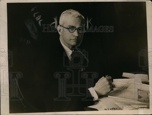 1919 Press Photo Mr. Russell Leffingwell Appointed Ten Committees - nee94805 - Historic Images