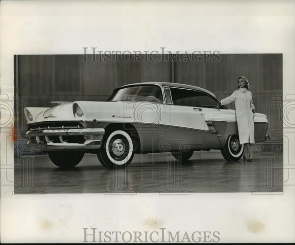 1929 Press Photo Mercury Medalist Hardtop - cvb72087 - Historic Images