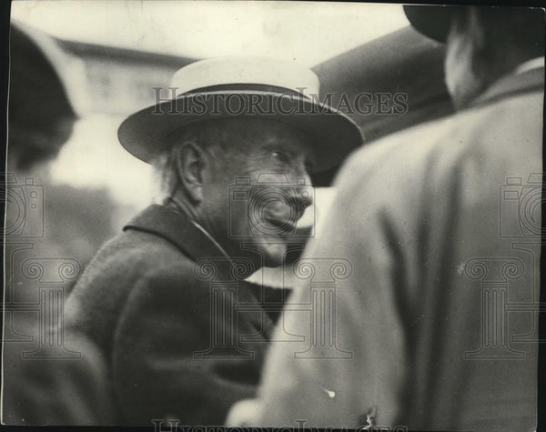 1912 Press Photo John D. Rockefeller in Cleveland - cvb78572 - Historic Images