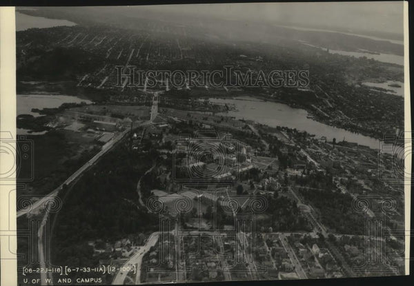 1935 Press Photo University of Washington - Historic Images
