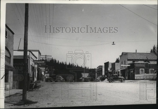 1936 Press Photo Pierce, Idaho - spx09830 - Historic Images