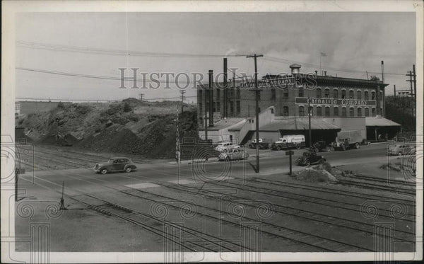 1949 Press Photo The Carnation Company building - spx09956 - Historic Images