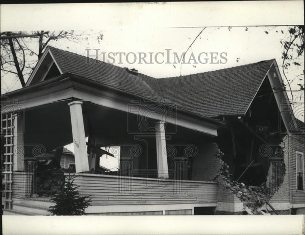 1936 Press Photo Boulder Avenue, Helena Earthquake - spx10023 - Historic Images
