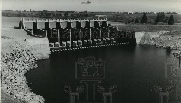 1938 Press Photo Upriver Dam, Spokane - spx10360 - Historic Images