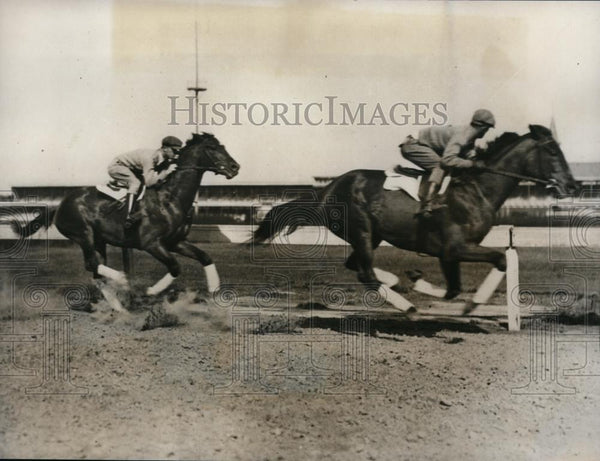 1932 Press Photo Depression leads Cold Check at workout at Louisville Kentucky - Historic Images