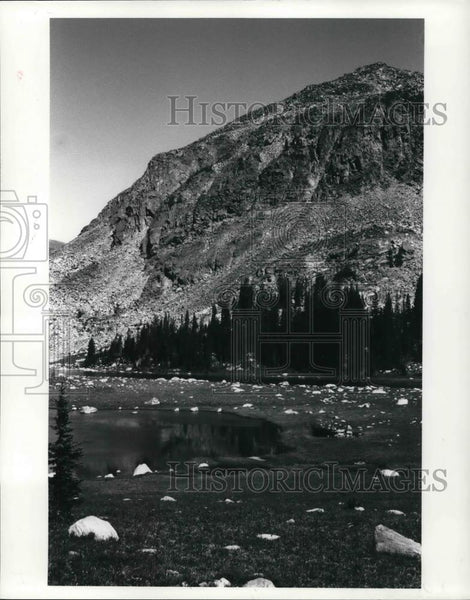 1986 Press Photo Montana - cva21327 - Historic Images