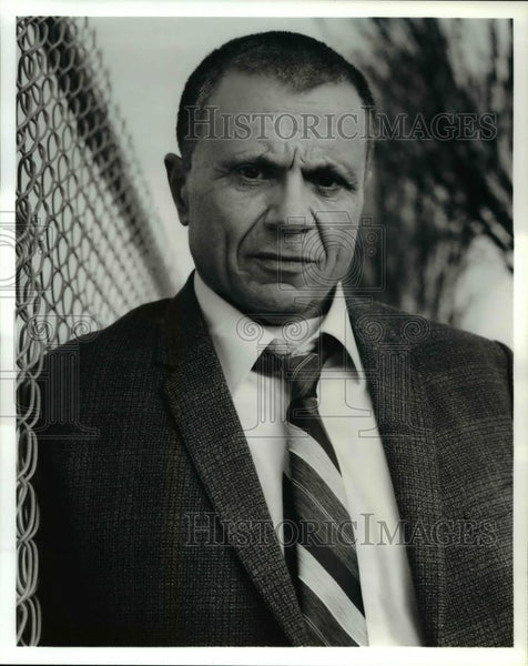 Press Photo Robert Blake acts as John List in Judgement Day:The John List Story - Historic Images