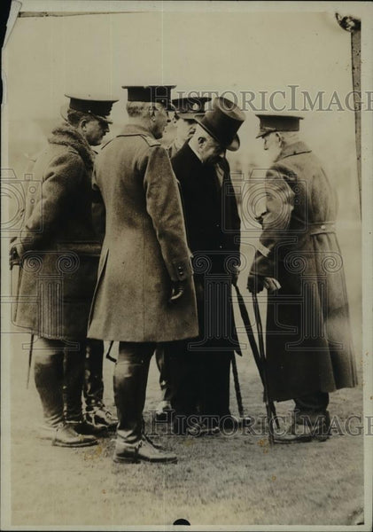 1918 Press Photo Duke of Devonshire - nef39276 - Historic Images