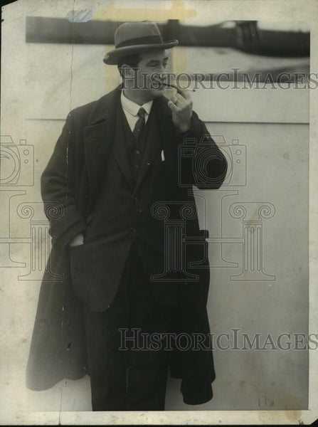 1924 Press Photo Albert Coastes Conductor of the Providence Symphony Orchestra - Historic Images