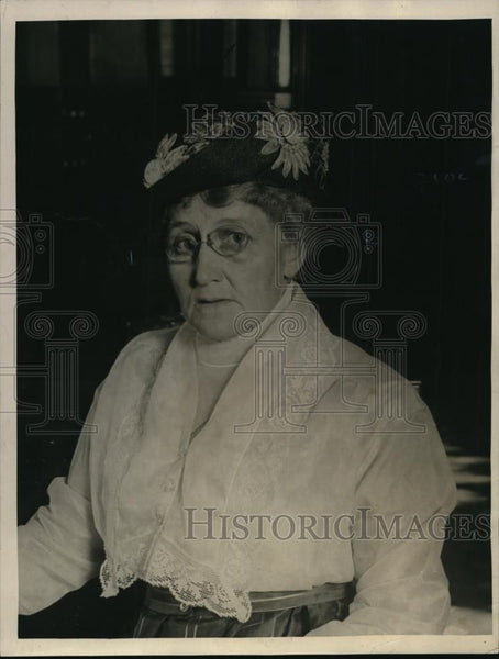 1922 Press Photo Mother of Confessed Slayer Speeds to LA to Assist Her Son - Historic Images