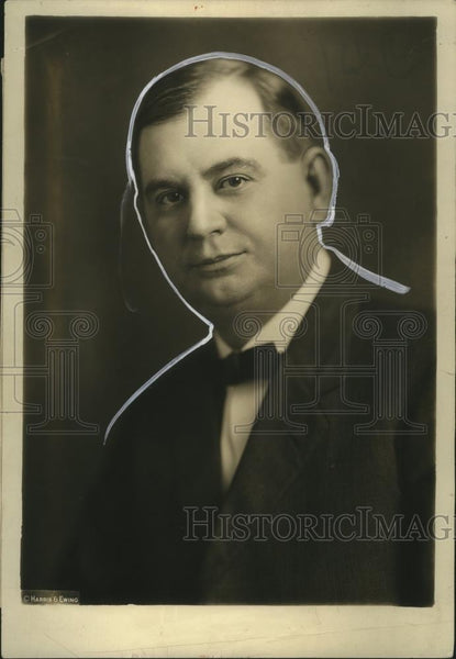 1924 Press Photo Howard M. Gore to take charge of the Department of Agriculture - Historic Images