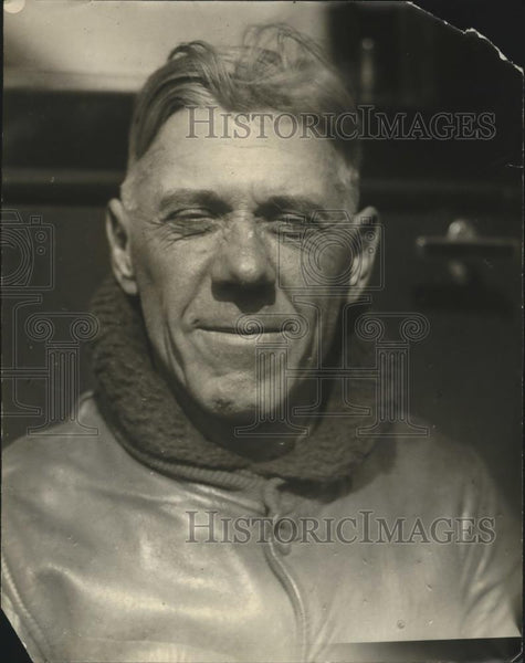 1925 Press Photo Doc Vail, trotter horse driver and trainer - net32368 - Historic Images
