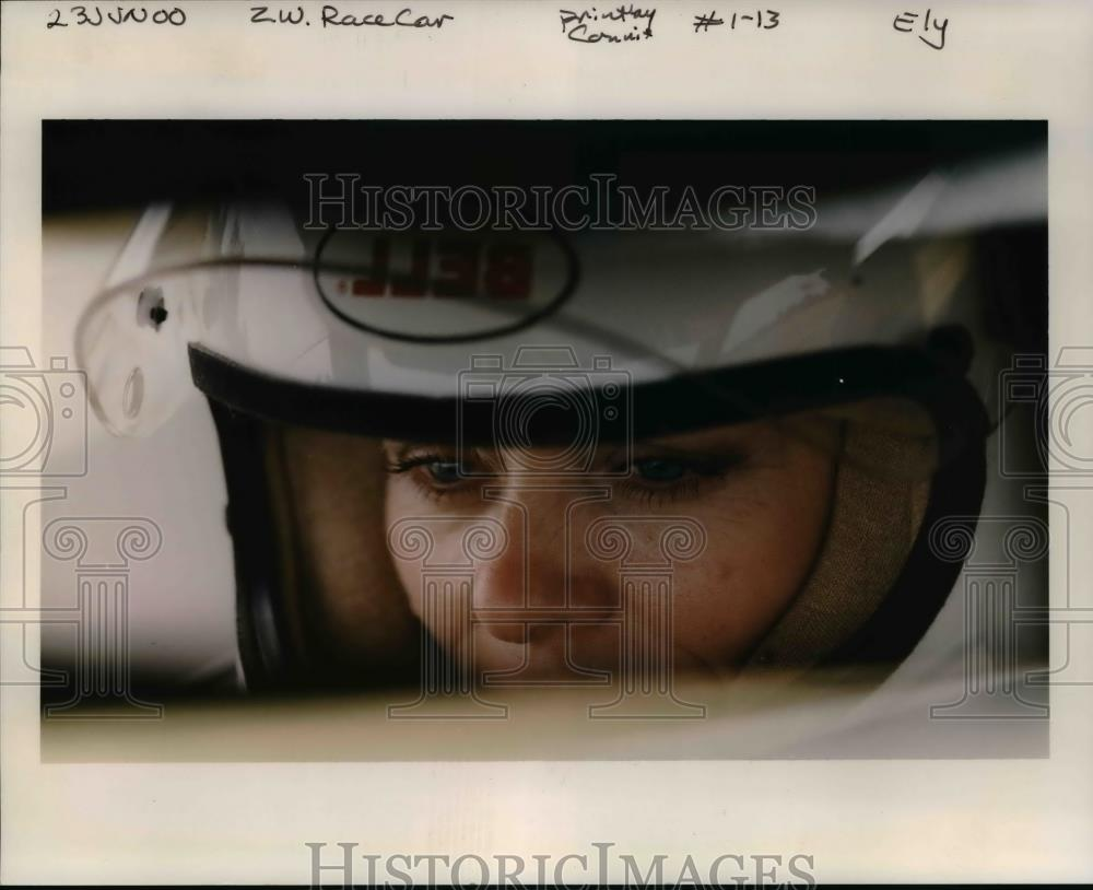 2000 Press Photo Deb Stineback - orc10126 - Historic Images