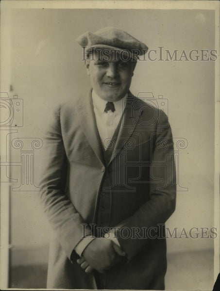 1922 Press Photo Johnny Keyes, manager of Pepper Martin - net30597 - Historic Images