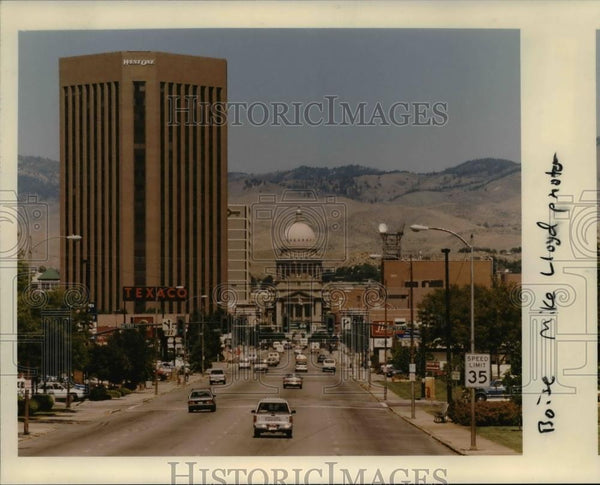 Press Photo Boise, Idaho - orb25890 - Historic Images