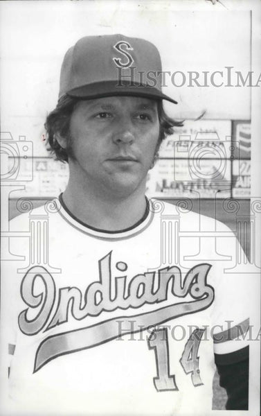 1973 Press Photo Spokane Indians baseball player, Frank Bolick - sps01364 - Historic Images