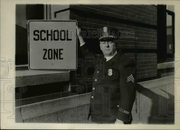 1932 Press Photo Sgt. Lee Markwood - spa12567 - Historic Images