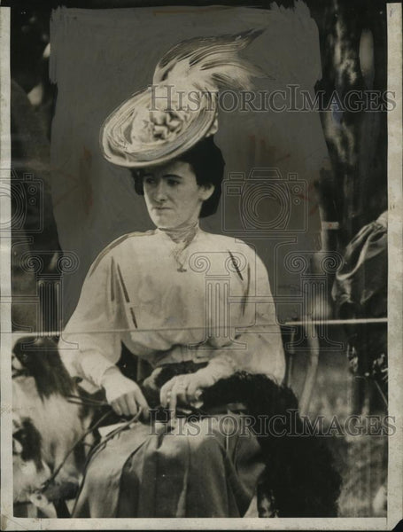 1928 Press Photo Women's Hat - neo03649 - Historic Images