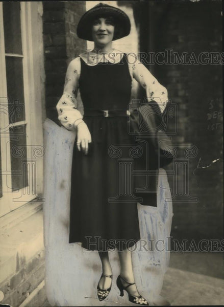 1922 Press Photo Style - neo07238 - Historic Images
