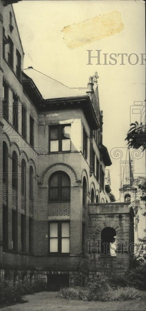 1932 Press Photo Gonzaga University's Historical Building - spa47017 - Historic Images