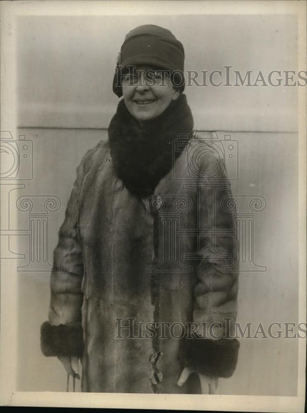1926 Press Photo New York Honorable Jean Norris Female Judge NYC - neny16520 - Historic Images