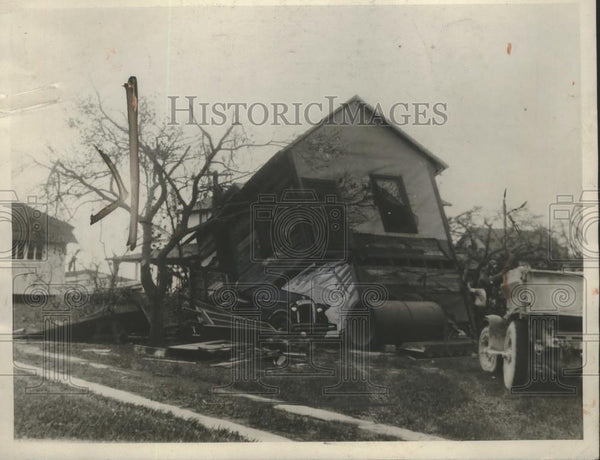 1926 Press Photo Hurricane at Miami Florida - nef68950 - Historic Images