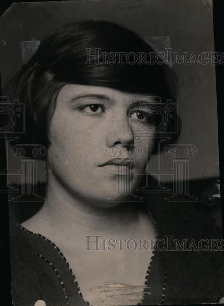 1922 Press Photo Mrs. Lillian Hildeth Complainant against Cohen  - neo11399 - Historic Images
