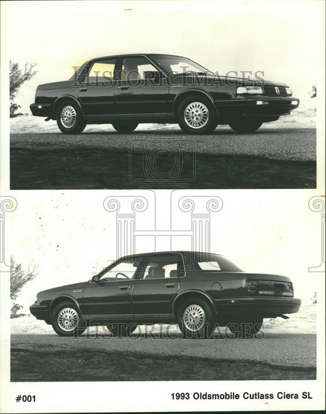 1992 Press Photo automobile oldsmobile cars - Historic Images