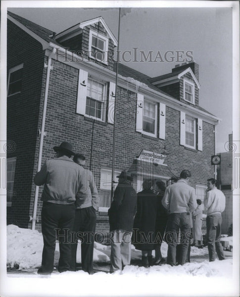 Press Photo Inkster Michigan - Historic Images