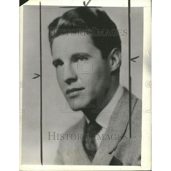 1940 Press Photo Ozzie Nelson